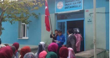 Manisa Yunusemre Osmancali Köyü İmama Hatip Orta Okulu