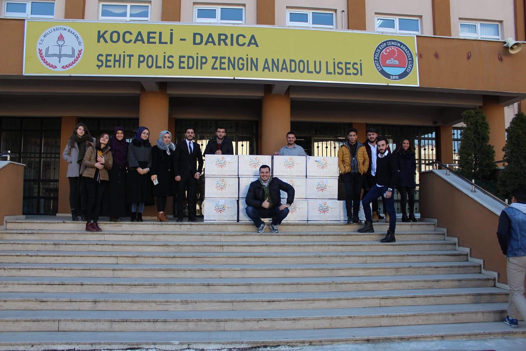 Kocaeli Şehit Polis Edip Zengin Anadolu Lisesi