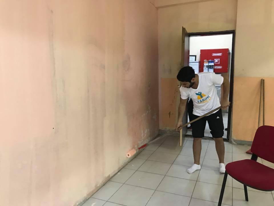 Elazığ Arıcak Şehit Polis Fethi SEKİN Kütüphanesi