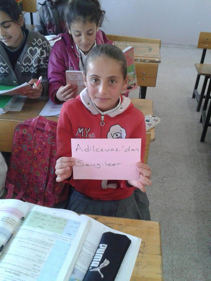 Bitlis Adilcevaz HasanAtlı Ortaokulu