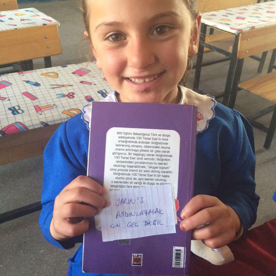 Muş 100.yıl Toprakkale ilkokulu