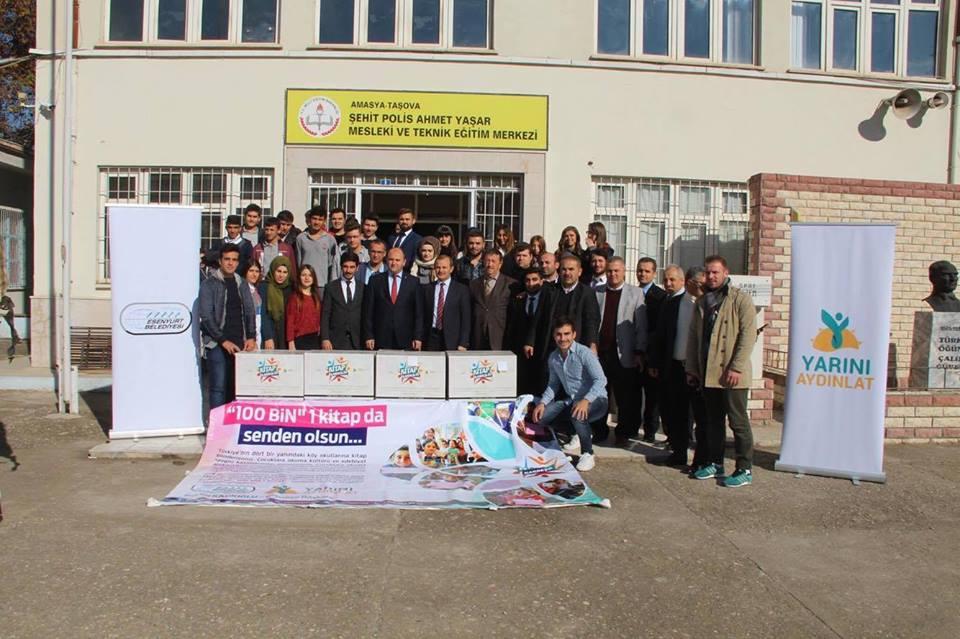 Amasya Taşova Şehit Polis Ahmet Yaşar Mesleki ve Teknik Eğitim Merkezi