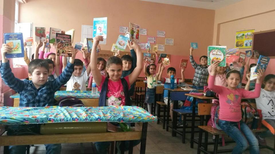 Diyarbakır Bağlar Vali Ünal Erkan İlkokulu